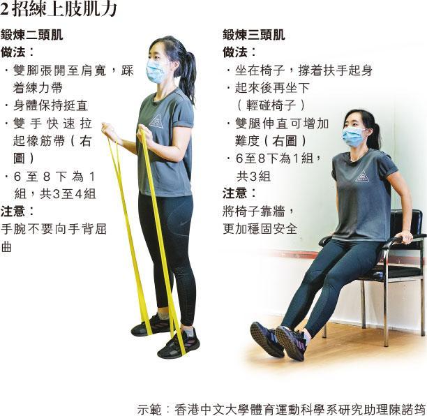 長者「側跌」 髖骨折風險高5.5倍 專家教你練上肢肌肉撐地、雙腳平衡力