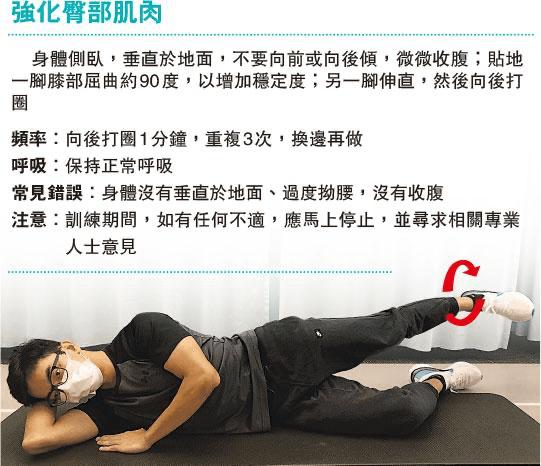 儀器治療前應先評估身體狀况 教你自救轉走下背痛