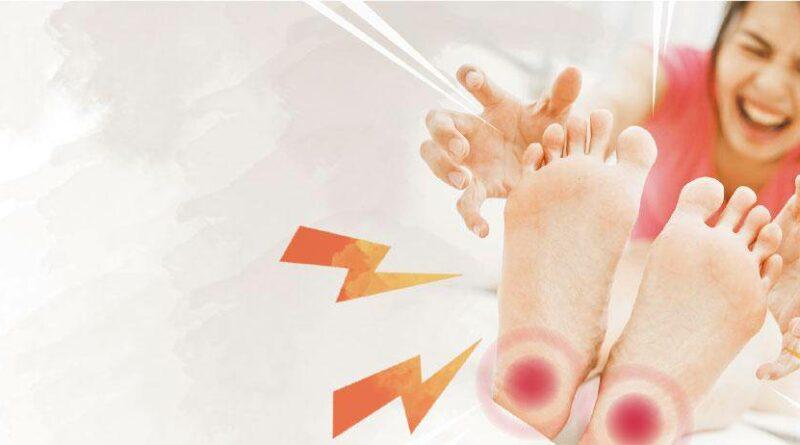 筋膜炎 練臀部小腿肌肉 踢走足底筋膜炎