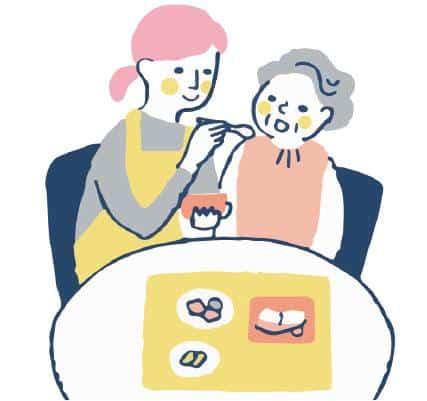 吞嚥困難|同理心 好技巧 餵長者食得樂