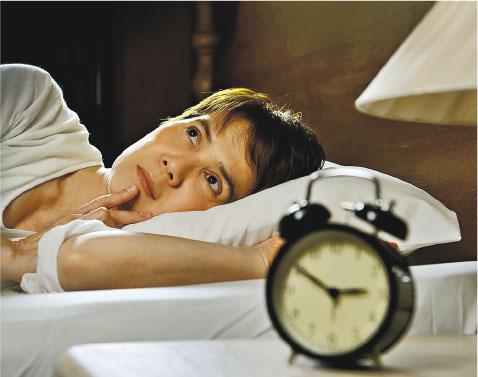 醫路同行:睡眠障礙加劇三高 增抑鬱風險