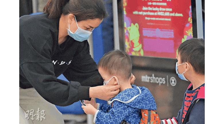 上呼吸道感染|14學校爆發感染個案  何栢良:有傷風感冒病徵求醫者3周升近倍 防疫鬆懈存危險信號