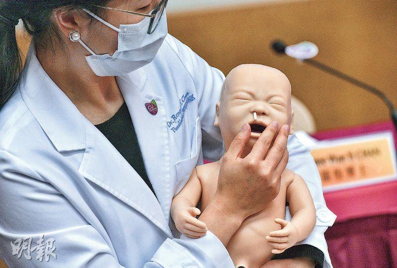 新冠肺炎|研究:鼻紙條放鼻腔1分鐘 可自行採樣適合兒童長者 檢測準確度勝深喉唾液