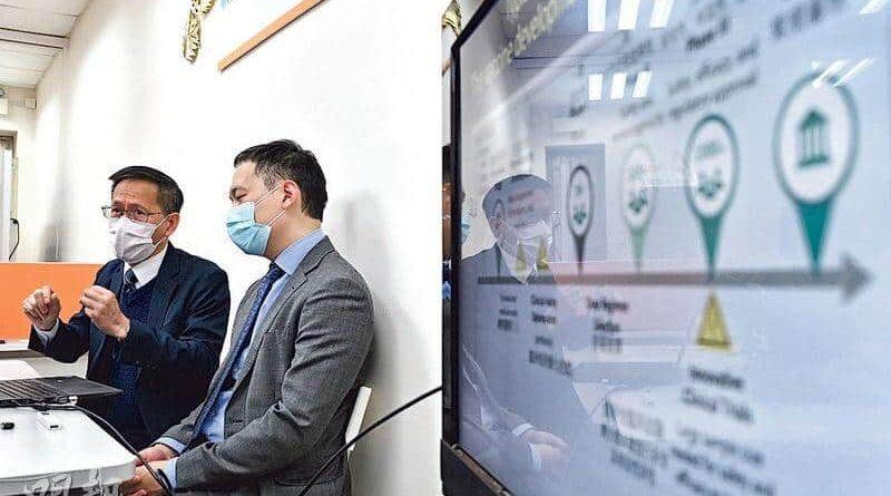新冠疫苗丨香港過敏協會料疫苗輔料PEG致過敏 有病史人士宜諮詢醫生  建議接種疫苗後待30分鐘觀察過敏反應
