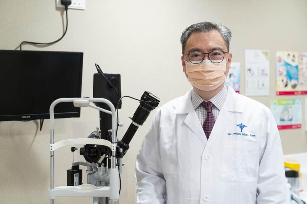 白內障5個徵狀 視力模糊、鬼影、近視加深 延遲治療增患青光眼風險
