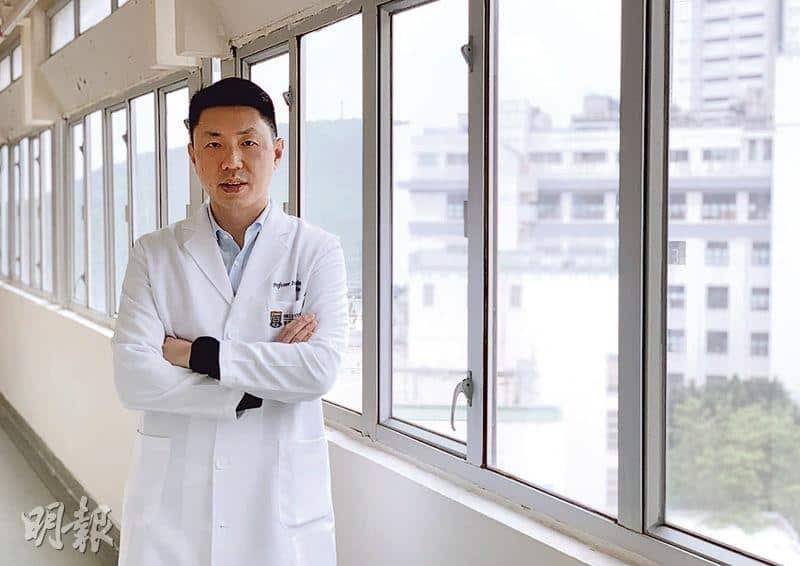 新冠肺炎|梁子超:低溫環境有利新冠病毒存活 專家提醒多飲水注意保暖 室內用加濕器、暖爐要有法