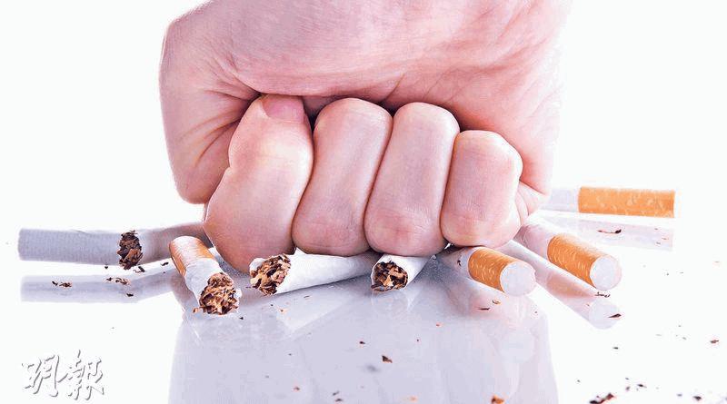 新冠肺炎丨煙民中新冠 重症風險倍增(肺腑之言)