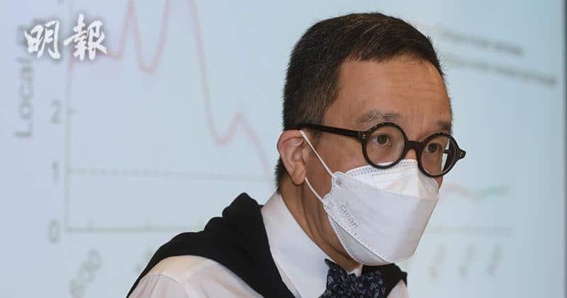 政府專家顧問、香港大學醫學院院長梁卓偉(資料圖片)