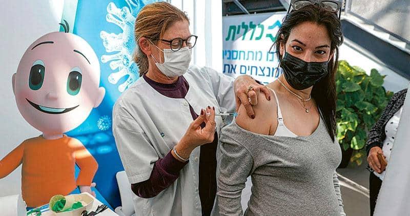 【新冠疫苗】接種BioNTech疫苗以色列、英國初見長者感染率減 世衛:全球新增確診個案連續3周回落