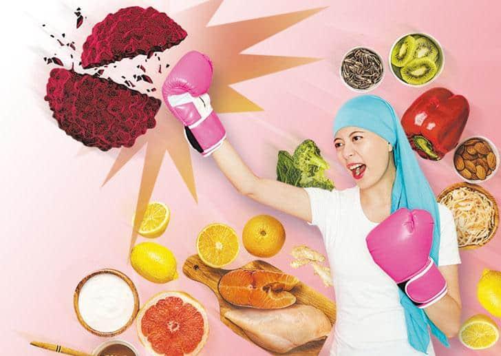 【餓死癌細胞?】戒口斷食有風險 抗癌最緊要營