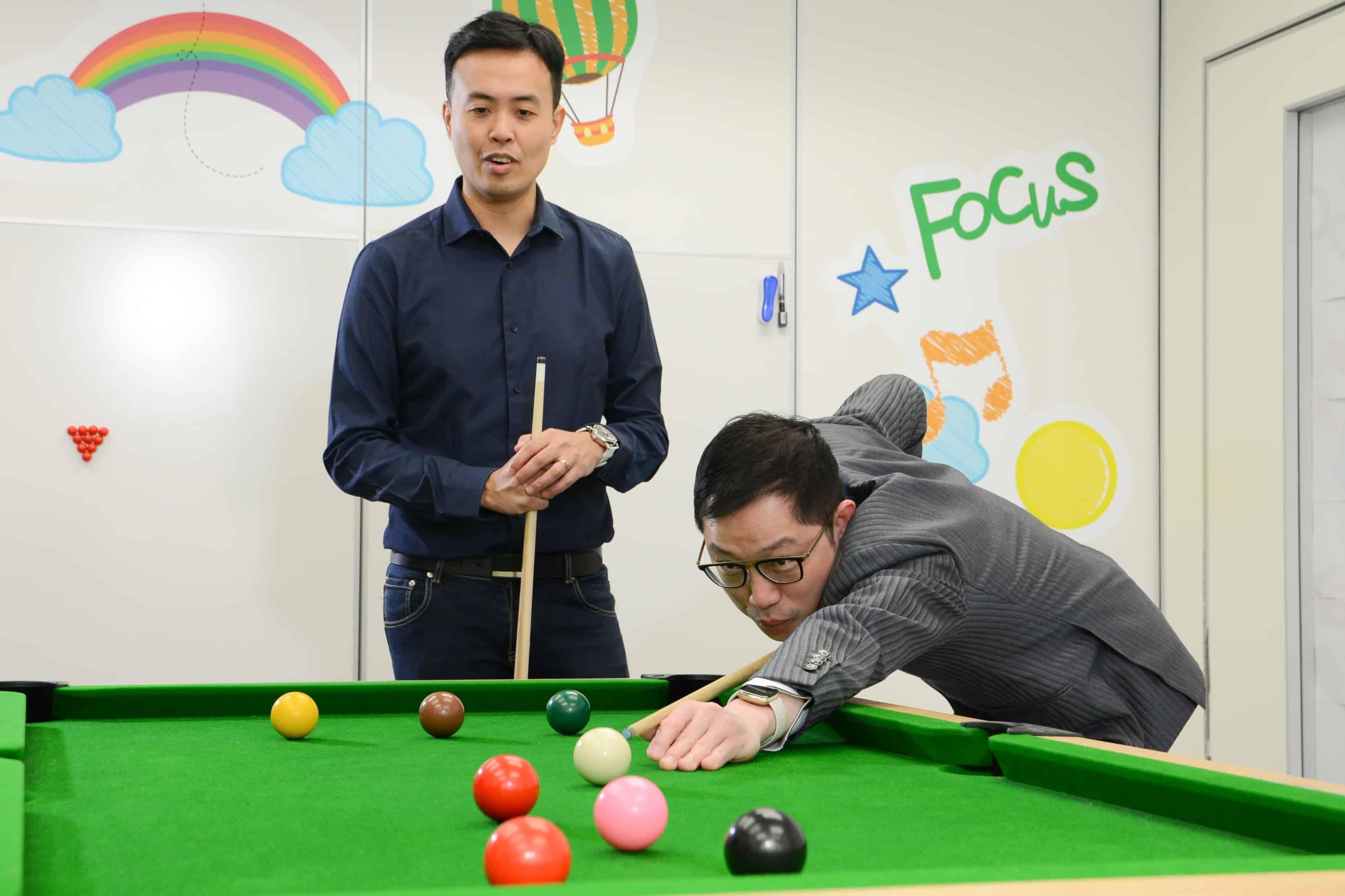 【青光眼】與深近視息息相關?小心青光眼來襲 教你瞄準桌球兼護眼之道