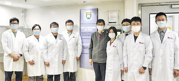 【新冠疫苗】港大醫學院研究:多種新冠疫苗對預防無症狀感染效果不理想 新冠病毒在鼻腔具大量複製能力