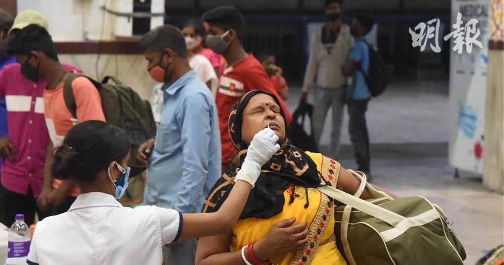【變種病毒】世衛:印度爆發B.1.617變種病毒株在17國出現 已輸出英國、韓國、德國 了解「雙重變種病毒」的5個問題