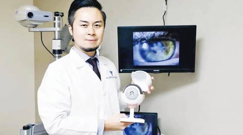 眼角膜變渾濁或變形?分層角膜移植減排斥風險 視力復元更快