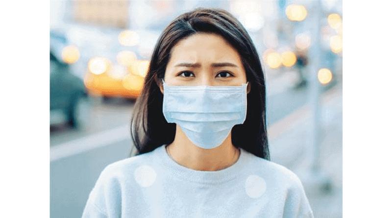 進食後漱口 —— 戴口罩不會影響口腔衛生,如怕戴口罩嗅到口氣,可考慮在進食後漱口。(Tomwang@iStockphoto)