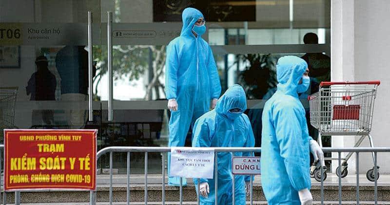 【變種病毒】越南出現英國與印度變種病毒混合體 特點:多感染源頭、空氣中快速傳播