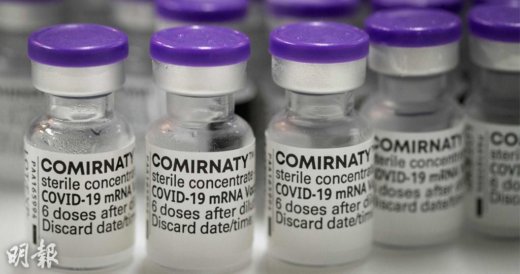英最新研究:接種2劑BioNTech疫苗兩周 對印度變種病毒株B.1.617.2效力達88% 阿斯利康約60%