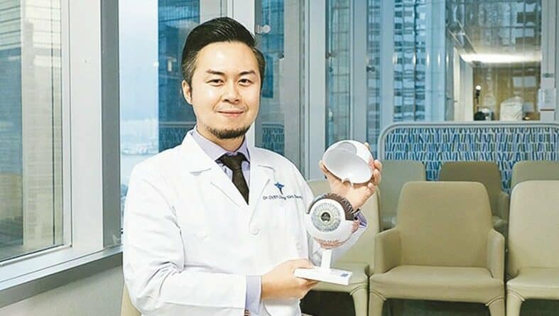 板層角膜移植助改善視力 減排斥風險
