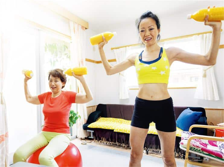 運動保良肌 —— 肌少症增加骨質疏鬆和骨折風險,恒常運動和均衡飲食可以減少肌肉流失。(kumikomini@iStockphoto)