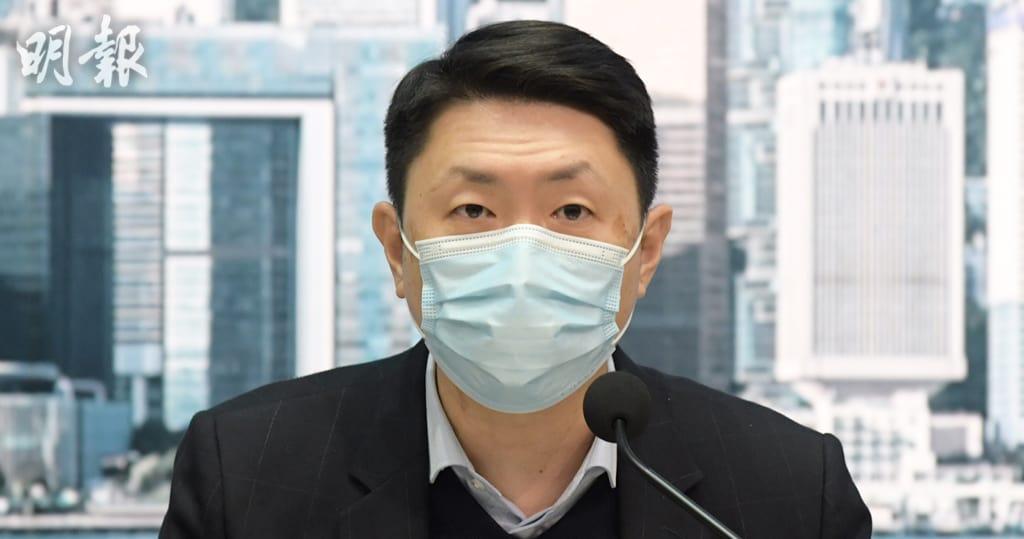 新型冠狀病毒疫苗顧問專家委員會成員孔繁毅(資料圖片)