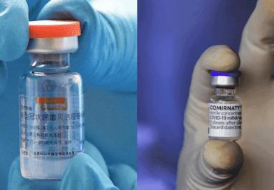 【新冠疫苗】同時接種新冠疫苗和流感疫苗副作用多 專家:應相隔14日 劉宇隆:科興、復必泰疫苗預防死亡重症效果相若