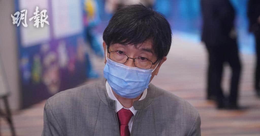 港大微生物學系講座教授袁國勇(資料圖片)