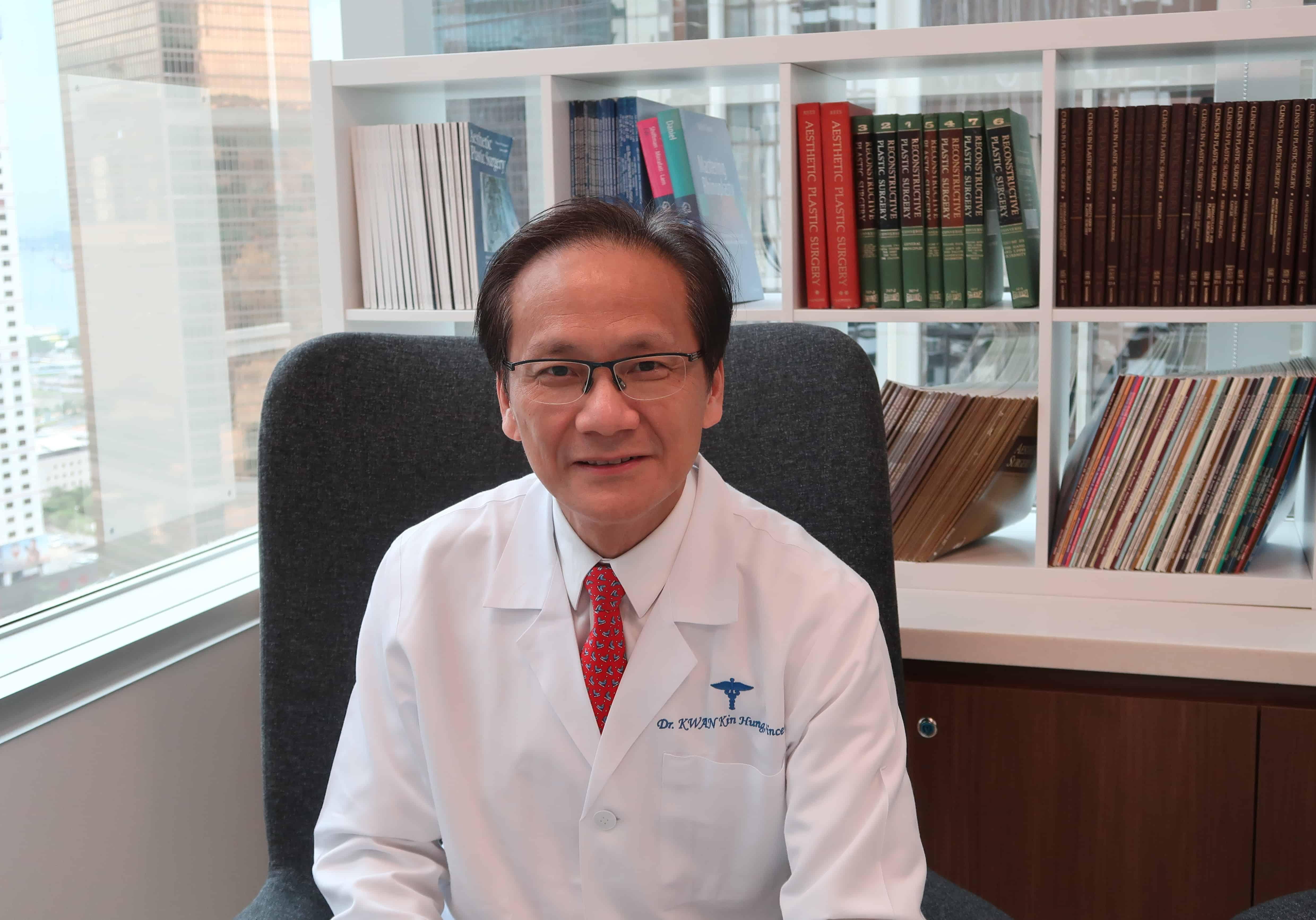 養和醫院整形外科專科醫生關健雄醫生表示,小心護理傷口有助減低疤痕增生的機會。