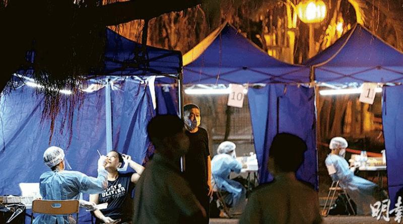 【新冠肺炎】4月至今逾50宗已接種新冠疫苗輸入個案 88%屬變種 袁國勇:檢疫酒店外傭確診 疑採樣期間涉空氣傳播