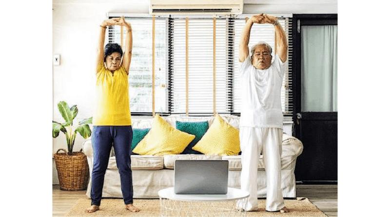 八段錦8招易學易做 健身氣功對高血壓糖尿有幫助