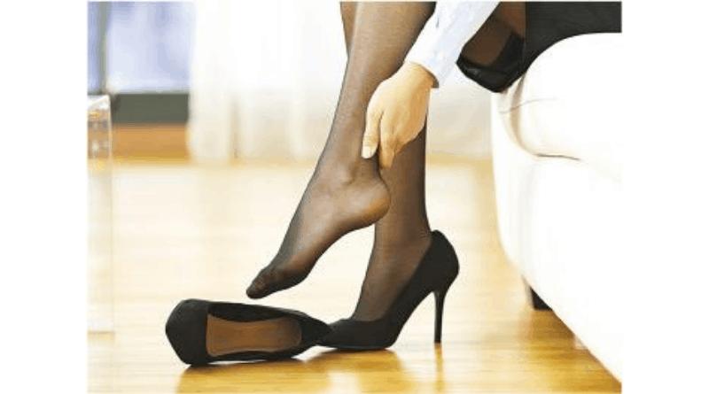 【痛症】足底筋膜炎、膝關節炎、腰背痛?解放高跟鞋束縛 4招紓緩不適減痛症(姿治通鑑)