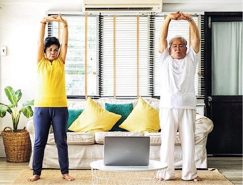 有助放鬆——身心運動有助放鬆,調節心率、呼吸和血壓,改善心理健康。(Nattakorn Maneerat@iStockphoto)