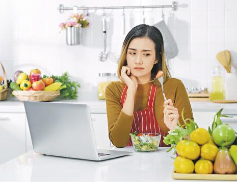 均衡飲食——素食會否引致營養不均?不論是全素、奶素、蛋奶素等,都要懂得均衡飲食,才能保持健康。(Pascal Kiszon@iStockphoto)