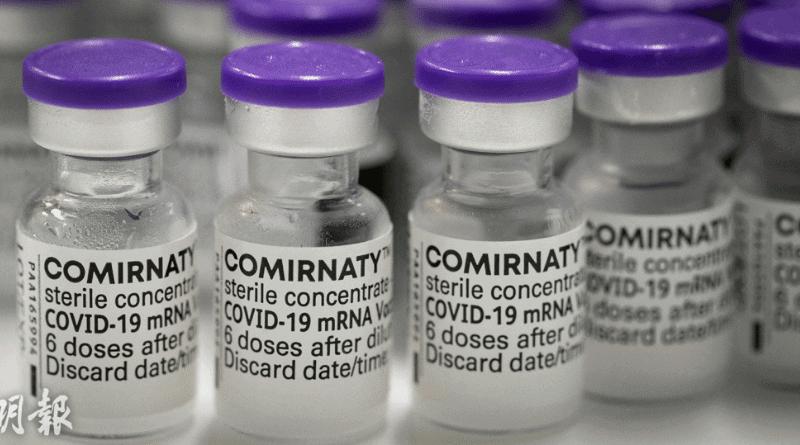 【新冠疫苗】12至17歲青少年今起可網上取消接種第二針復必泰 專家:37宗心肌炎心包炎 部分患者心臟功能須長期跟進