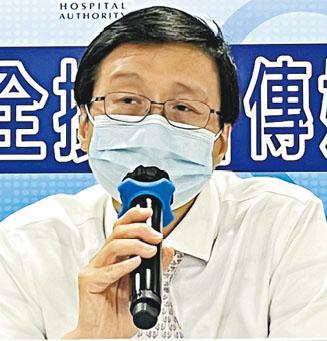香港癌症資料統計中心總監黃錦洪