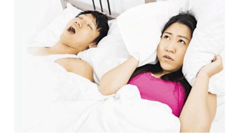 【鼻鼾聲】逾50分貝或患睡眠窒息症 打鼻鼾原因肥胖、鼻敏感人士注意 中醫:健脾化痰祛濕
